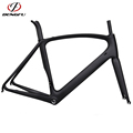 Max Tire 28C T800 carbon fiber road bike frame Brazed on