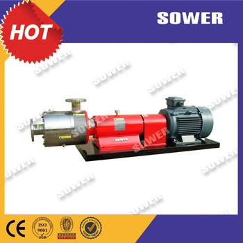 High Shear Pump