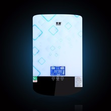 high tech electric instant tankless water heater for shower