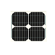 cheap price !high quality manufacuture product with India price 10w mono solar panel