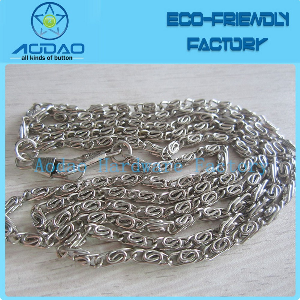 Heavy duty dog collar chains, stainless steel dog chain, strong stainless steel dog chain