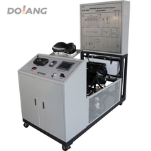 Automobile Manual Air-conditioning Training System Educational Driving lab Equipment