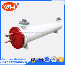 heat exchanger steel tube heat exchanger in industry