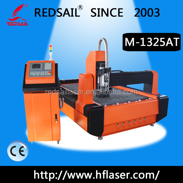 Redsail 8 Head Woodworking Cnc Router Center Servo Motor M-1325AT With Italy HSD Spindle