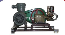 BH-40/2.5 coal portable fighting hydraulic fire pump