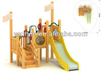 Crazy Selling wooden playground equipment plans
