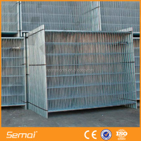 China Manufacture Cheap Galvanized Temporary Pet Fencing Low Price