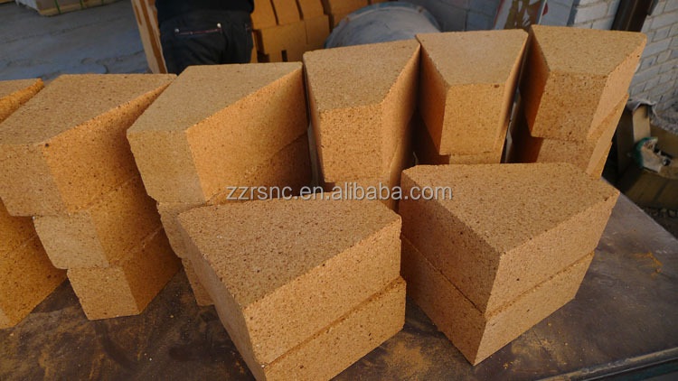 refractory fire clay brick for Vietnam cement tunnel wall