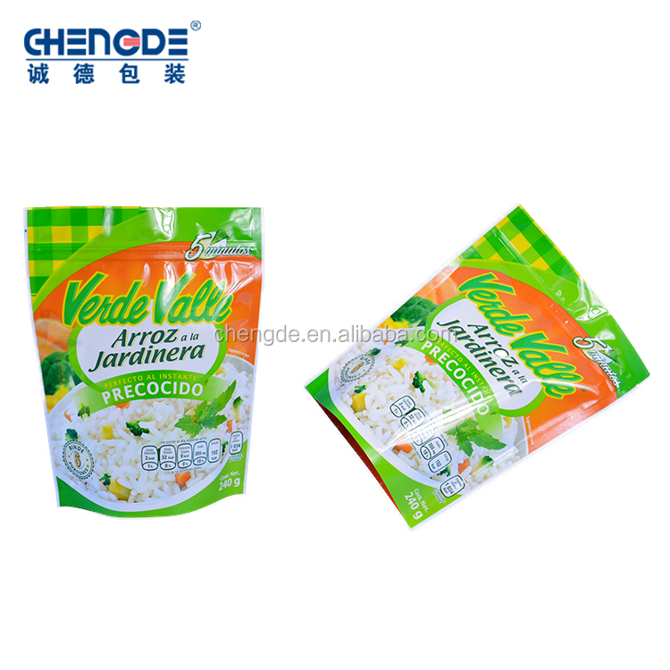 Made In China Superior Quality Food Bag Packaging Design