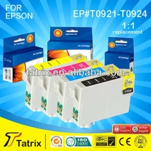 Compatible Ink Cartridge for Epson T0921 / T0922 / T0923 / T0924