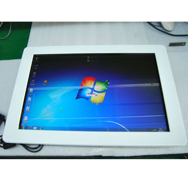 19 inch all in one touchscreen pc white
