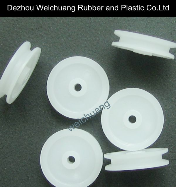 plastic materials customized type cable pulley