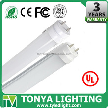2016 2012 most popular 86-265v/ac lamp price light t8 led tube