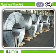 9.5mm bare Aluminium Wire Rod