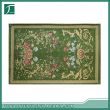 factory decorative office super quality chenille jacquard carpet kitchen padded floor mats