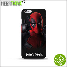 Promotion DIY mobile phone case tpu case for iphone 5s 6s , pc case for xiaomi super heros