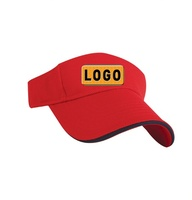 Sport Cap / Golf Cap / Split Visor Cap / Foldable Peak