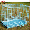 BAIYI 48 Inch Metal Collapsible Dog Cage