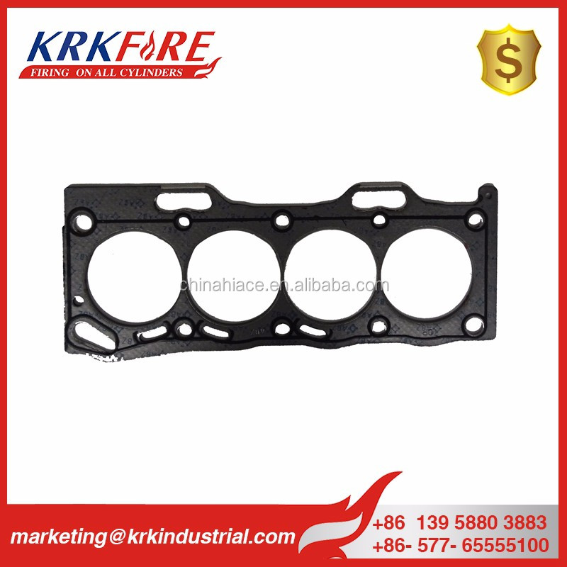 Engine parts Cylinder Head Gasket kit For Toyota Corolla 4E-FE 11115-11071/11115-11080