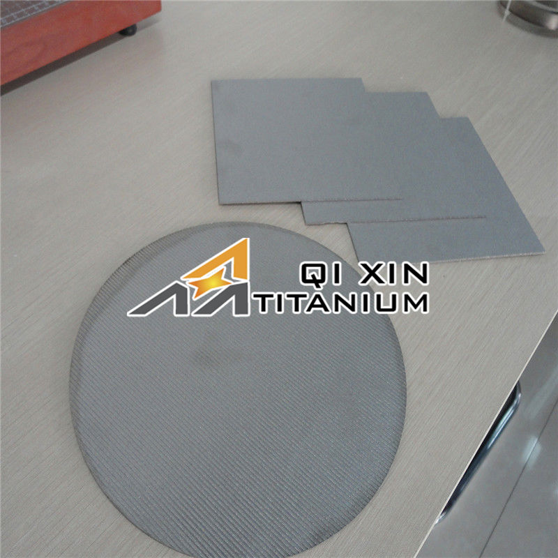 Resistant High Strength Porous Sintered Stainless Steel Filter Element Disc