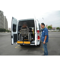 Hot sell scissor liftcar,power Wheelchair Lifts