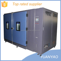 Temperature humidity test laboratory with yuanyao brand name