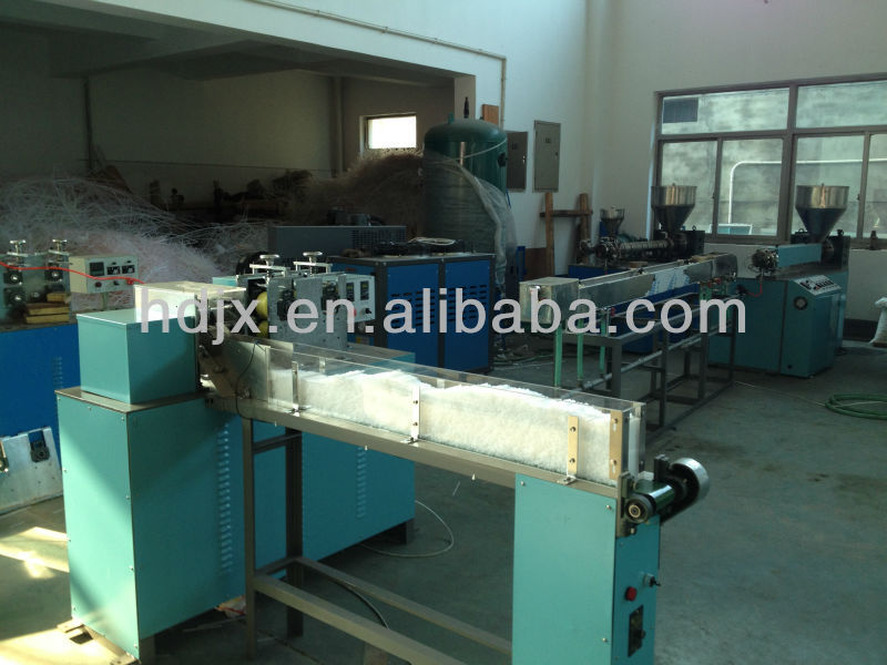 Plastic pipe Drinking Straw Making Machine