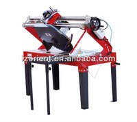 Cutting lengh 1200mm~2000mm used stone cutting machine