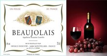 French Wine BEAUJOLAIS All French Wine.....