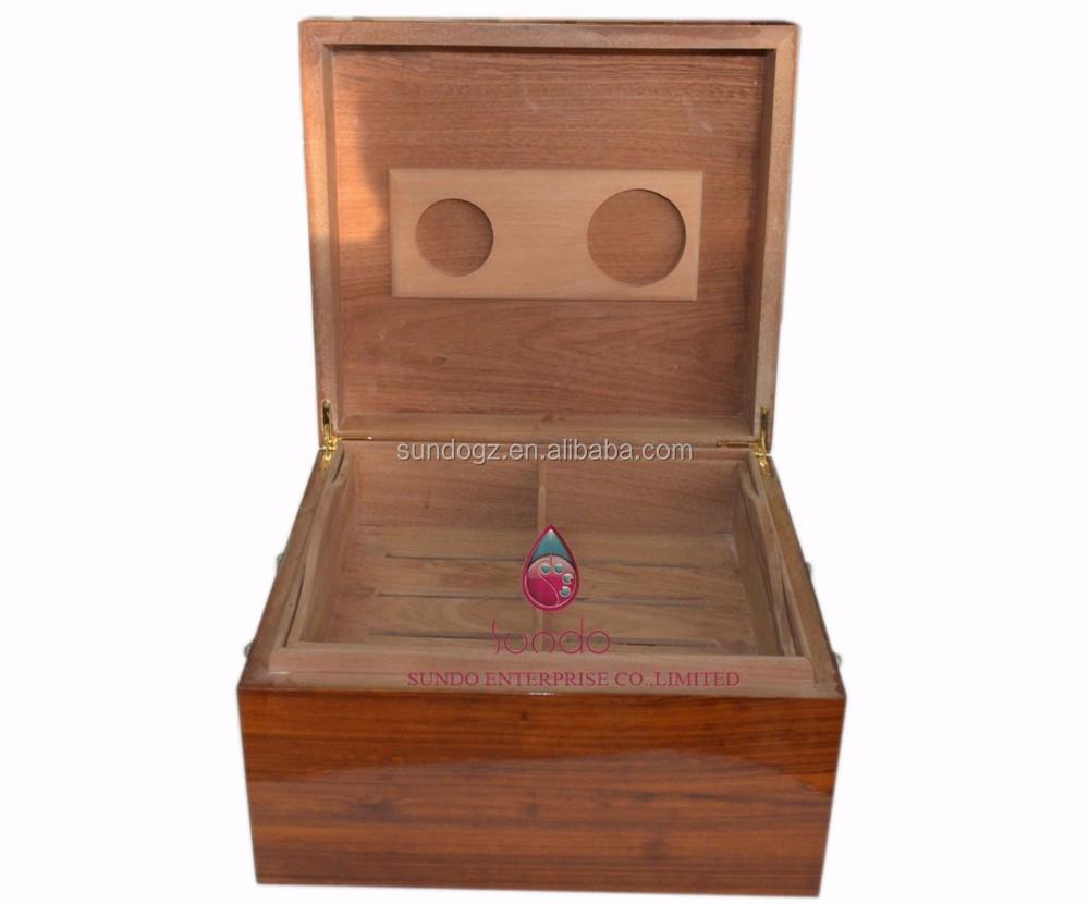 how to build a humidor cigar box