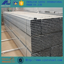 Stainless Steel 304 or 316 Square Tube Iron Fence Tubing