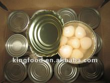 Caanned food supplier Tasty Canned lychee