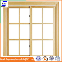 Simple iron window grill design and exterior aluminum window cost