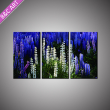 Canvas Print Artwork Lavender Canvas Decorative Modern Wall Paintings