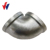 chinese manufactory female threaded pipe fittings malleable iron elbow