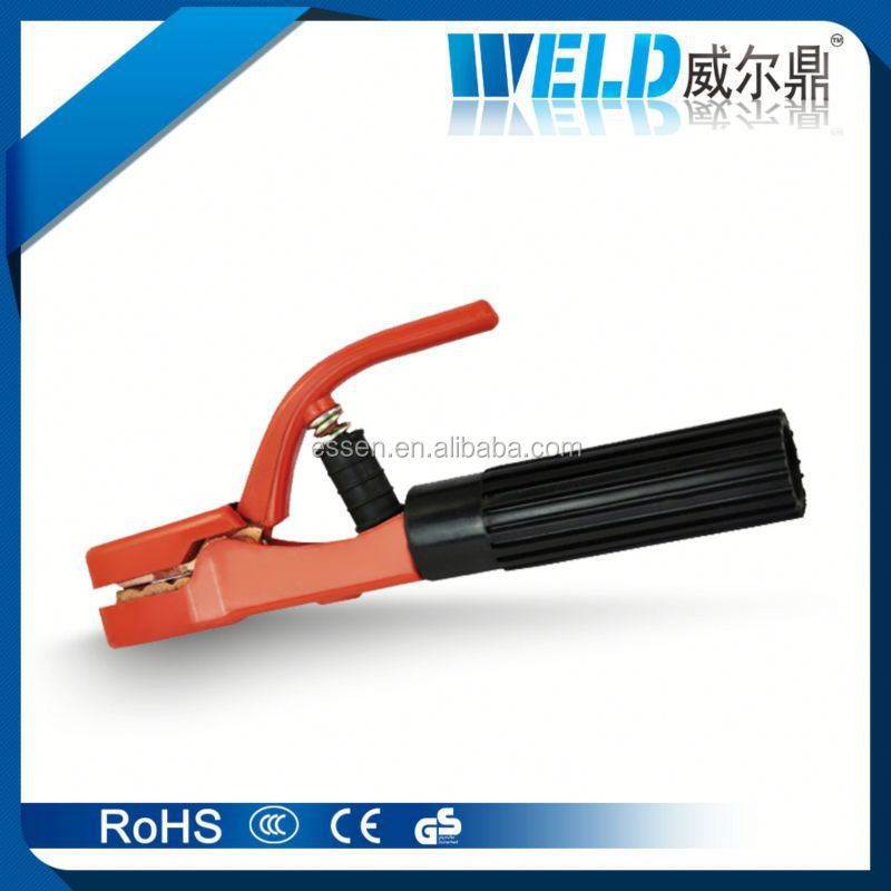 japanese type 500a hand welding electrode holder