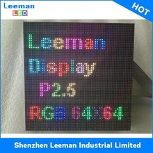 P5.95 led display 500x1000 p3 smd led video wall panel for indoor p10 rgb modules