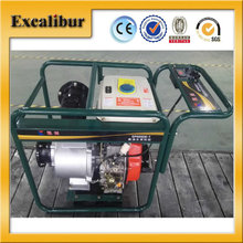 Model SP605D-1 6 Inch Diesel Water Pump With Large Fuel Tank For sales