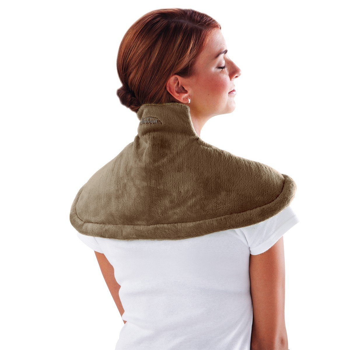 Therapeutic neck & shoulder heating pad