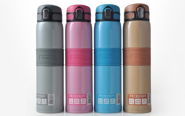 vacuum insulated flasks and thermos stainless steel water bottle