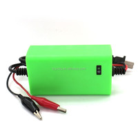 High Efficiency Intelligent Car Battery Charger Max Power Battery Charger