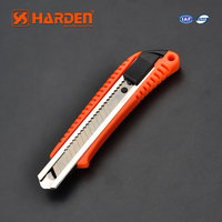 High Quality 18mm Blades Retractable Safety Cutter Knife