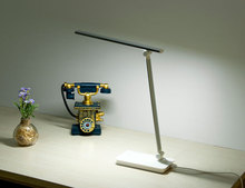 Flexiable Rechargeable Desk Light Floding Reading Table Lamp With USB Port