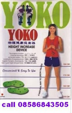 Original Yoko Height Increaser 100% result in 1399 call- 08586843505, as seen on tv