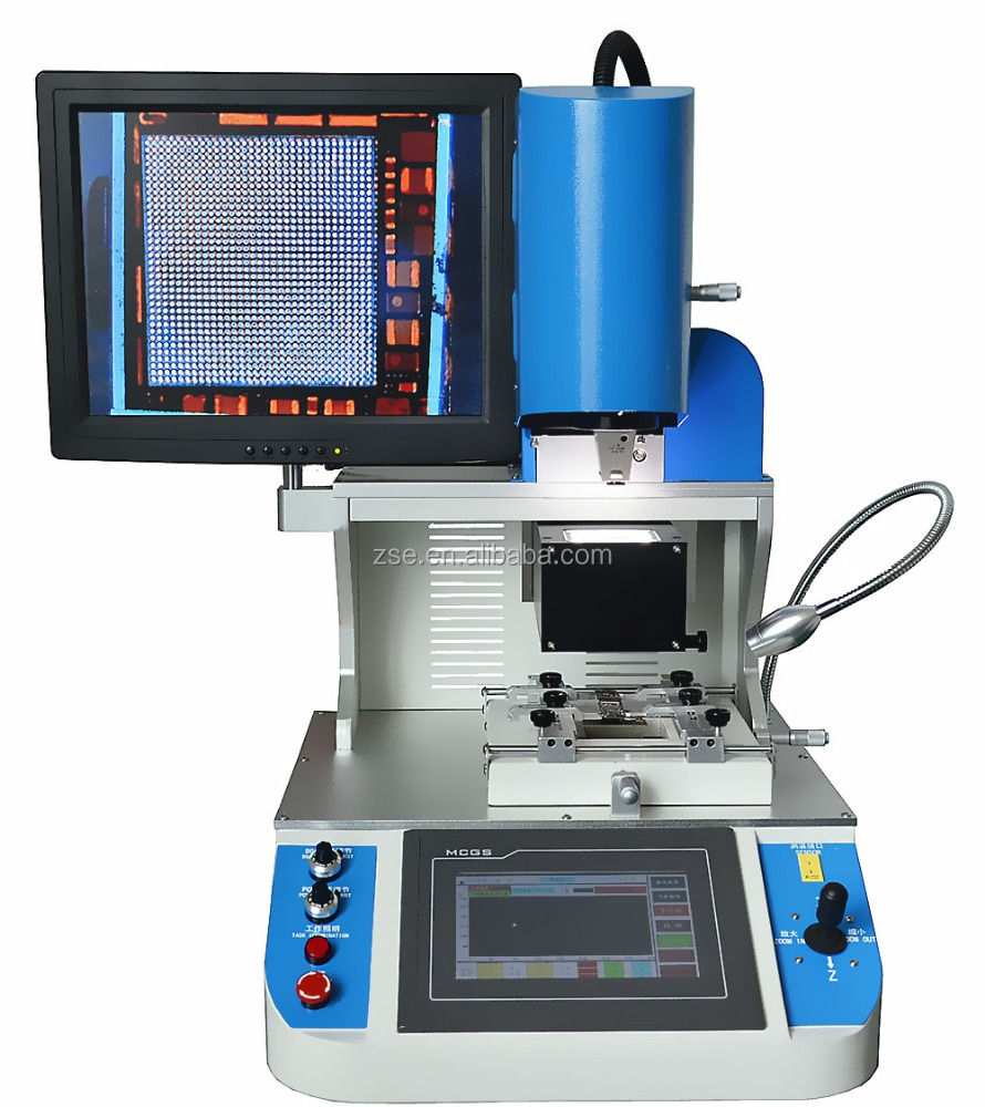 China manufacture Infrared automatic BGA rework station for iphone/samsung /xiaomi motherboard repairing