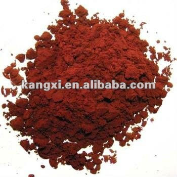 Red astaxanthin powder or oil from Haematococcus