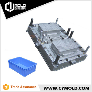 Custom High Quality Plastic Storage Box or Storage Box Mould