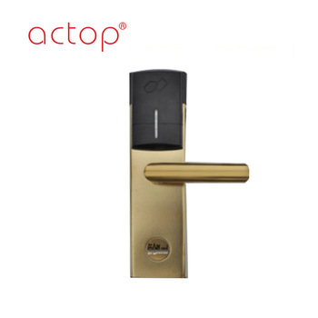 Energy Saving Bluetooth Hotel Door Lock for Smart Guest Room