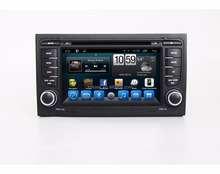 Kaier 2-din Android car dvd player for Audi A4 with Easy connection ,WIFI