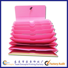 Custom Colour Student Business File Folder